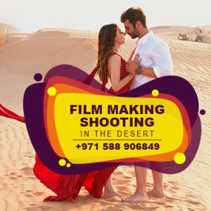 Desert Film Shooting And Photoshoot Photography - 2