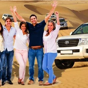 Desert Safari Group Booking - 1