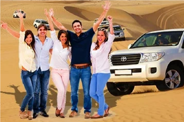 Desert Safari Group Booking - 1