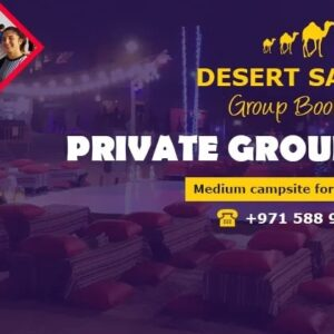 Desert Safari Group Booking - 2