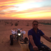Desert Safari With Quad Biking - 1