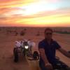 Desert Safari With Quad Bike Dubai