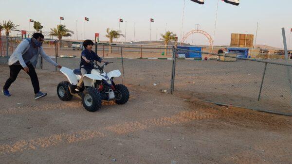 Desert Safari With Quad Biking - 5