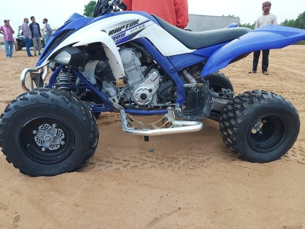Desert Safari With Quad Biking - 7
