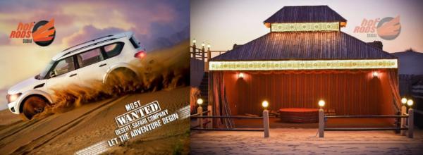 Desert Safari With Vip Majlis Tent - 2
