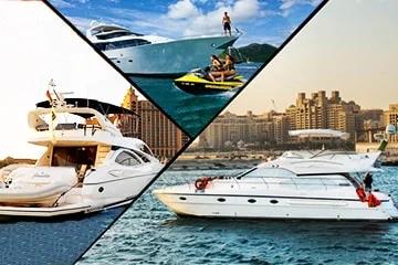 yacht cruise rental offers - Desert Safari Dubai