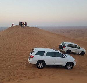 Desert safari Dubai 2021