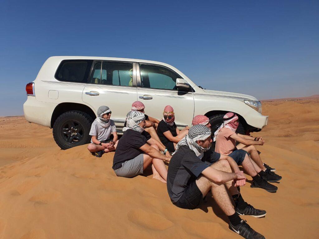 Dubai Desert safari 2021
